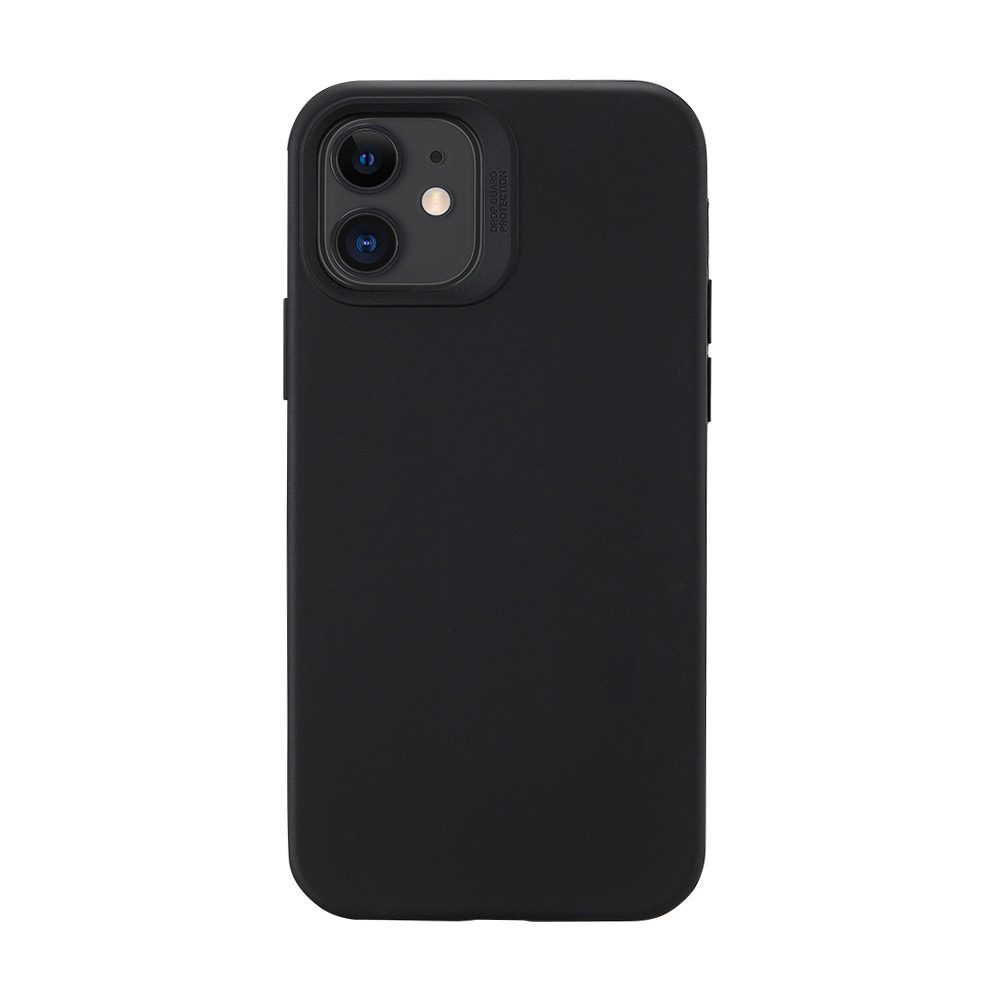 ốp lưng esr cloud soft for iphone 12 mini màu black