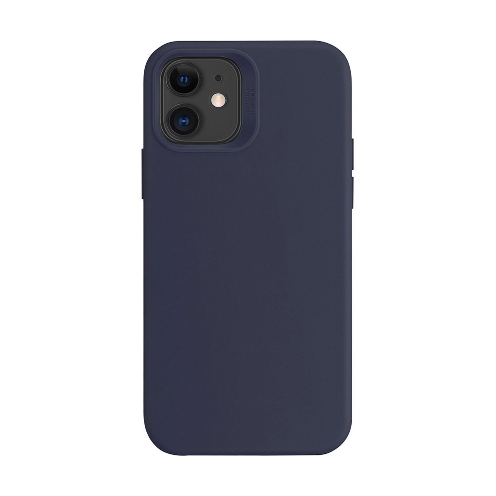 ốp lưng esr cloud soft for iphone 12 mini màu midnight blue