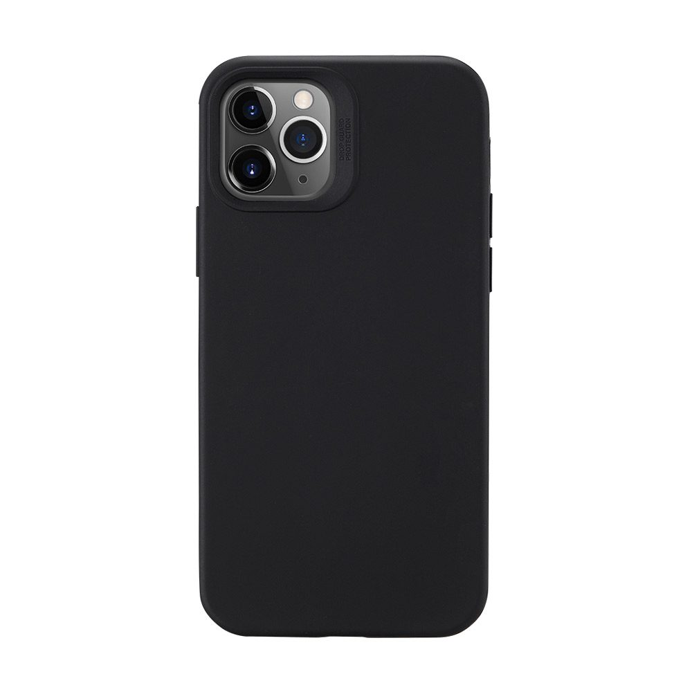 ốp lưng esr cloud soft for iphone 12 pro max màu black