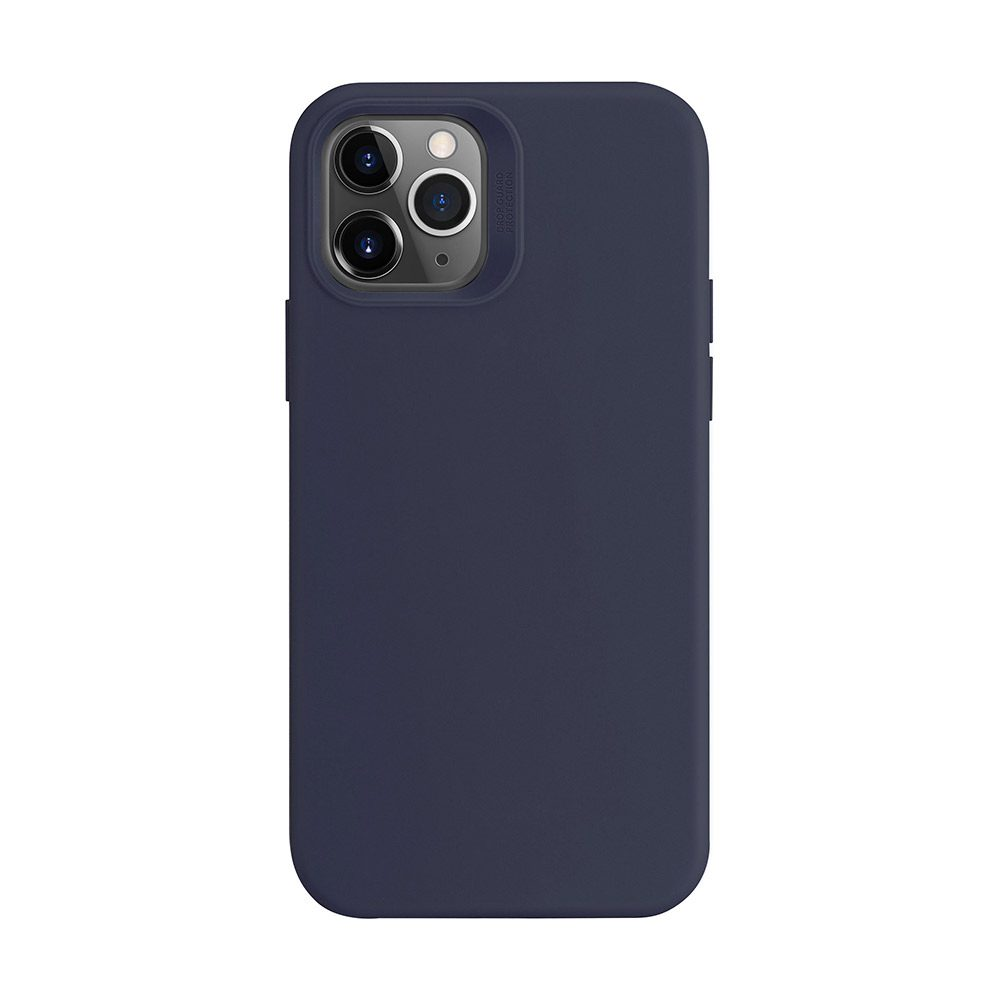 ốp lưng esr cloud soft for iphone 12 pro max màu midnight blue