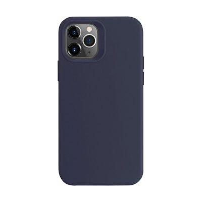 ốp lưng esr cloud soft for iphone 12 pro max màu midnight blue